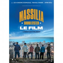 AFFICHE - Massilia Sound...