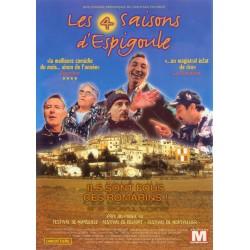 DVD les 4 saisons d'Espigoule