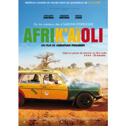 DVD Afrik'Aïoli