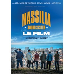 DVD Massilia Sound System,...