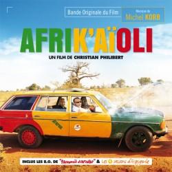 CD Bande Originale Afrik'Aïoli