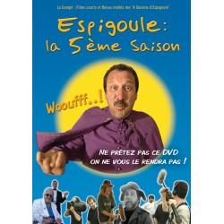 DVD Espigoule, la 5ème Saison